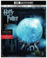 Harry Potter and the Order of the Phoenix (4K/UHD + Blu-ray)