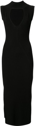 Manning Cartell Australia Sleeveless Cut-Out Knitted Dress