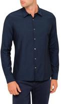 J. Lindeberg Daniel Cl S Cracked Jacq- Printed Shirt