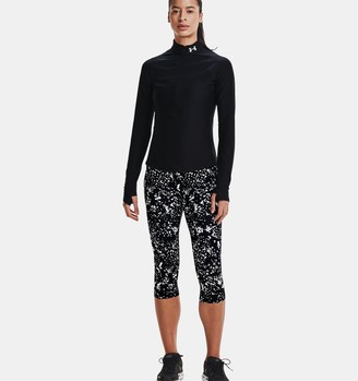 Under Armour Women's UA Fly Fast Printed Capri