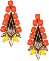 Nicole Romano Mani Spear Earrings