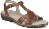 Naturalizer Soul Brio Leather Slingback Sandal - Wide Width Available