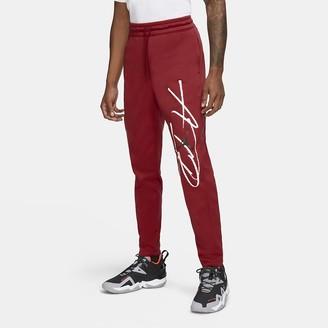 Nike Men's Fleece Pants Jordan Air Therma