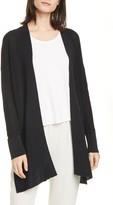 Eileen Fisher Organic Cotton Blend Cardigan