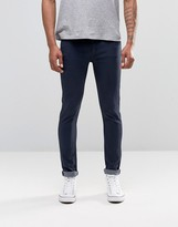 Cheap Monday Jean Tight Skinny Fit Indigo Wash