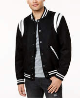 Reason Men's Varsity-Style Jacket