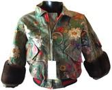 Gucci Green Denim - Jeans Jackets