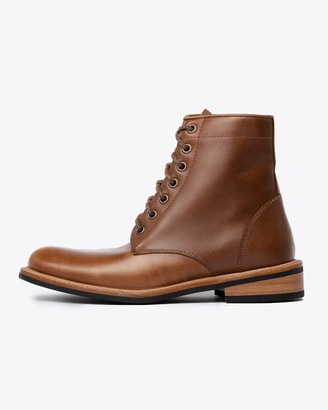 Nisolo Amalia All Weather Boot Brown