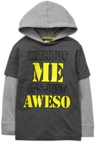 Crazy 8 Me Hooded Tee