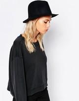 Cheap Monday Wool Fedora Hat