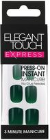 Express Polished Ink Green