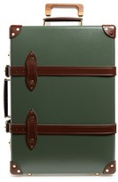 Globe-trotter Centenary 21-Inch Hardshell Travel Trolley Case - Green