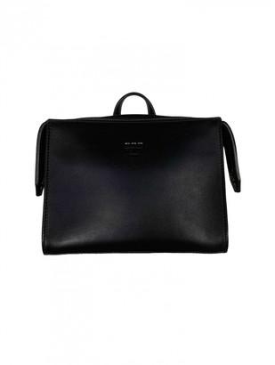 Fendi Navy Leather Bags