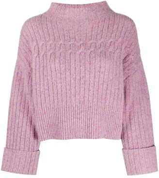 Temperley London Nancy knit jumper