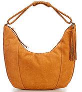 Lucky Brand Myra Tasseled Hobo Bag