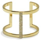 Vince Camuto Stone Show Crystal Cuff Bracelet