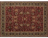 Loloi Rugs Loloi Stanley St01 Polyester 5Feet 2Inch By 7Feet 7Inch Area Rug Redcharcoal