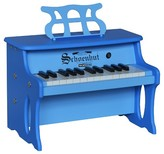 Schoenhut 25 Key Two Toned Digital Table Top - Blue