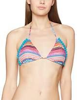 Ipanema Women's Rainbow Beauty Bikini Top