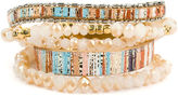 Arizona Womens 5-pc. Bracelet Set