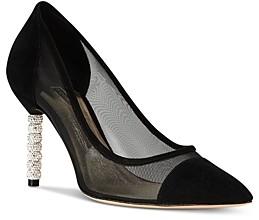 Sophia Webster Women's Jasmine Crystal High Heel Pumps