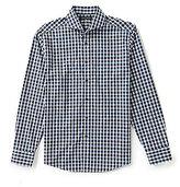Vince Camuto Long-Sleeve Plaid Woven Shirt