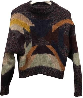 Isabel Marant Brown Cashmere Knitwear