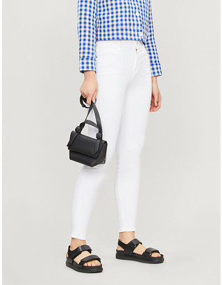 Frame Le High high-rise skinny jeans