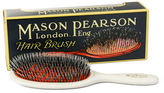 Mason Pearson NEW Ivory Popular Bristle & Nylon Brush