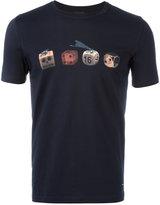 Paul Smith dice print T-shirt
