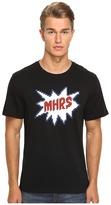 Mostly Heard Rarely Seen Pop Art Nanoblock T-Shirt Men's T Shirt