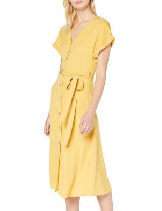 New Look Women's Button Through Dress