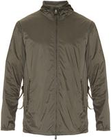 Jil Sander Hooded nylon parachute jacket