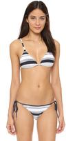 Norma Kamali String Bikini Top