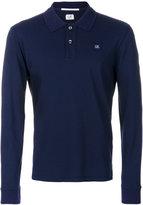 C.P. Company longsleeved polo shirt