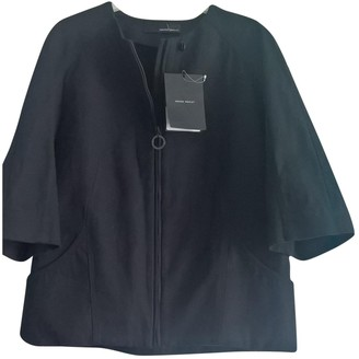 Amanda Wakeley Black Cotton Jacket for Women