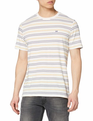 Lee Men's Stripe Tee T-Shirt