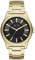 Armani Exchange Men's AX2328 Gold Tone Bracelet Watch