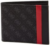 GUESS Nappa Double Billfold