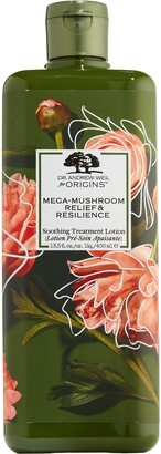 Origins Dr. Andrew Weil for TM) Jumbo Mega-Mushroom Relief & Resilience Soothing Treatment Lotion