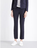 Joseph Cady ben lambswool skinny mid-rise trousers