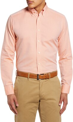 Eton Soft Casual Line Slim Fit Oxford Shirt