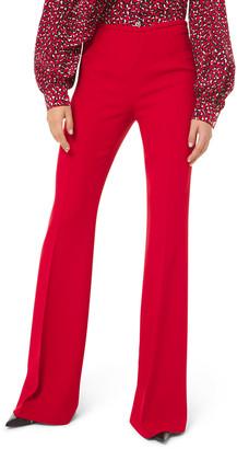 Michael Kors Side-Zip Flare Pants