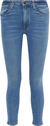 KHAITE Kassandra Mid-rise Skinny Jeans