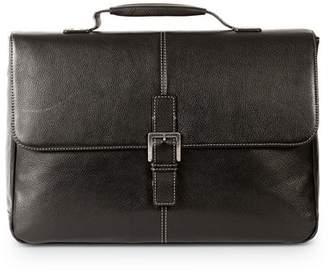 Boconi Tyler Leather Brokers Bag