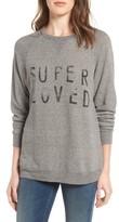 Current/Elliott Women's 'The Oversized' Sweatshirt