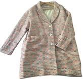 Sessun Ecru Coat for Women