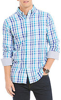 Daniel Cremieux Plaid Long-Sleeve Woven Shirt