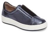 Donald J Pliner Women's Charley Metallic Slip-On Sneaker