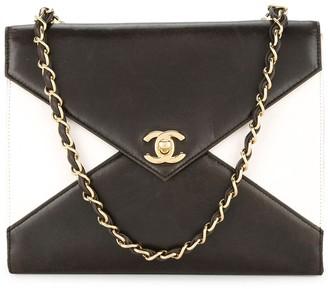 Chanel Pre Owned V flap shoulder bag